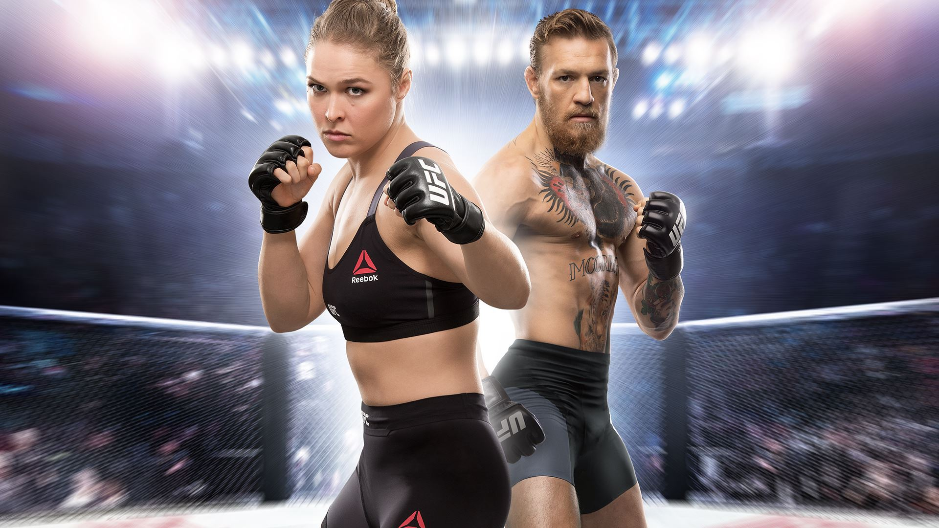 EA Sports UFC 2 High Definition Wallpapers