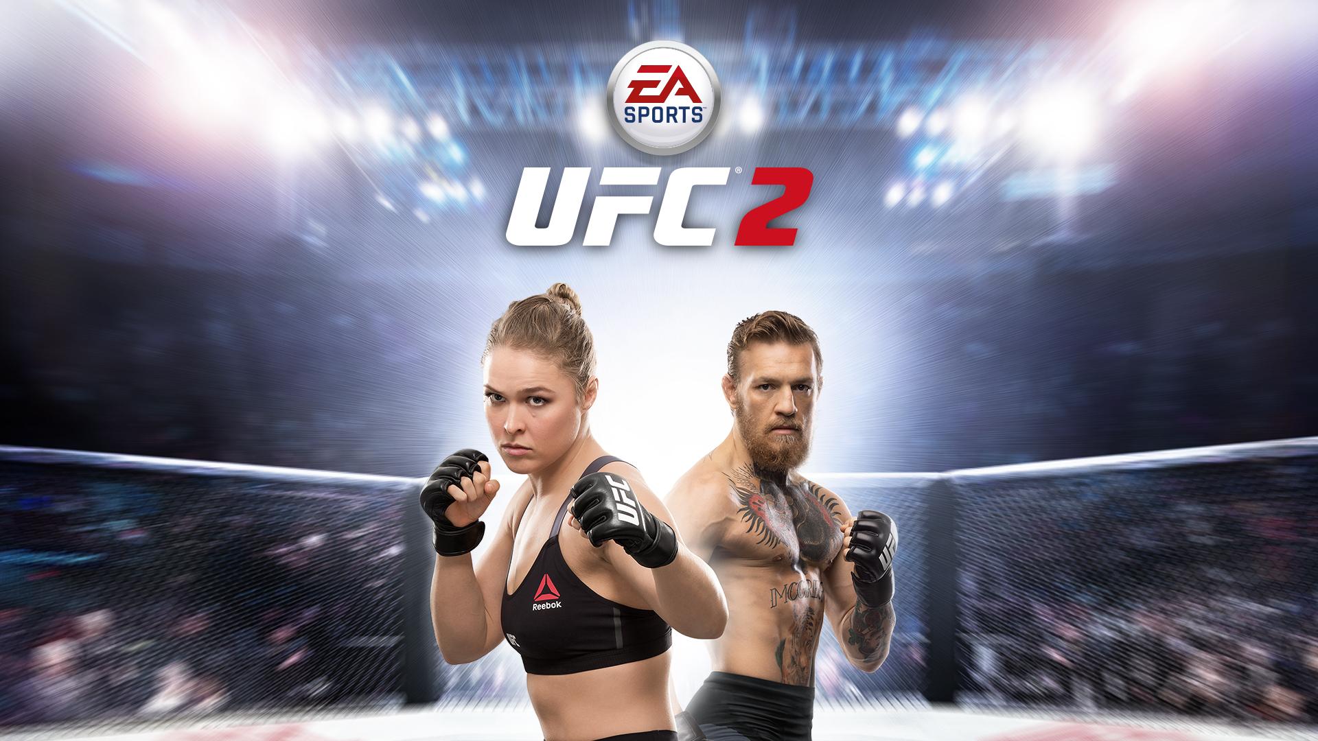 EA Sports UFC 2 Photos