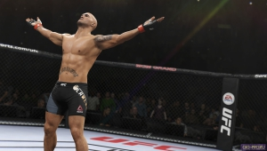 EA Sports UFC 2 Wallpaper