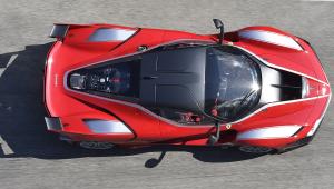 Ferrari FXX K Background