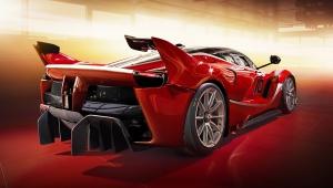 Ferrari FXX K Computer Backgrounds