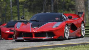 Ferrari FXX K Desktop Images