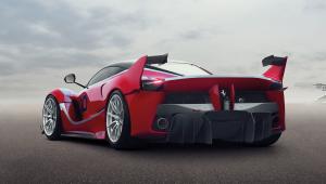 Ferrari FXX K HD Wallpaper