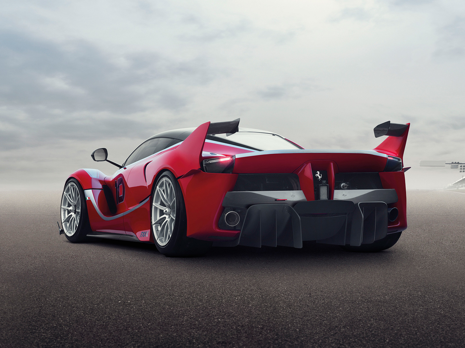 Ferrari FXX K HD Wallpaper