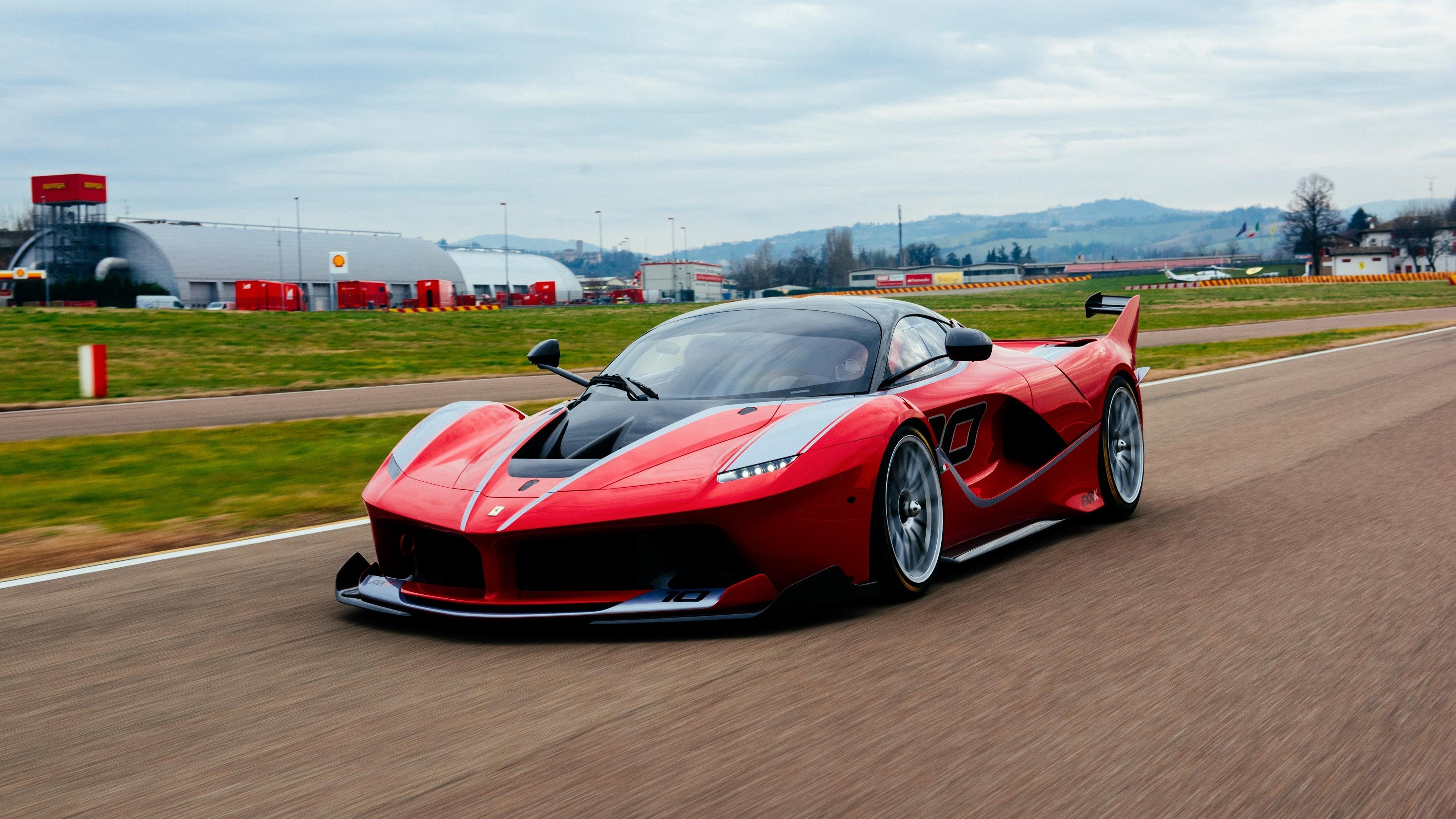 Ferrari FXX K HD