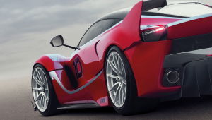 Ferrari FXX K High Definition