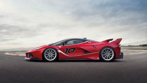 Ferrari FXX K High Definition Wallpapers