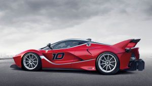Ferrari FXX K High Quality Wallpapers