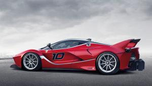 Ferrari FXX K High Quality Wallpapers