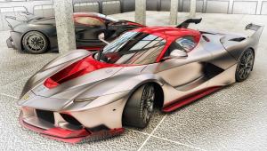Ferrari FXX K Pictures