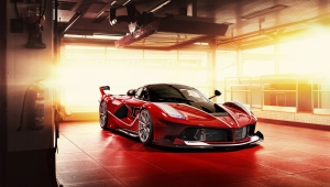 Ferrari FXX K Wallpaper For Laptop