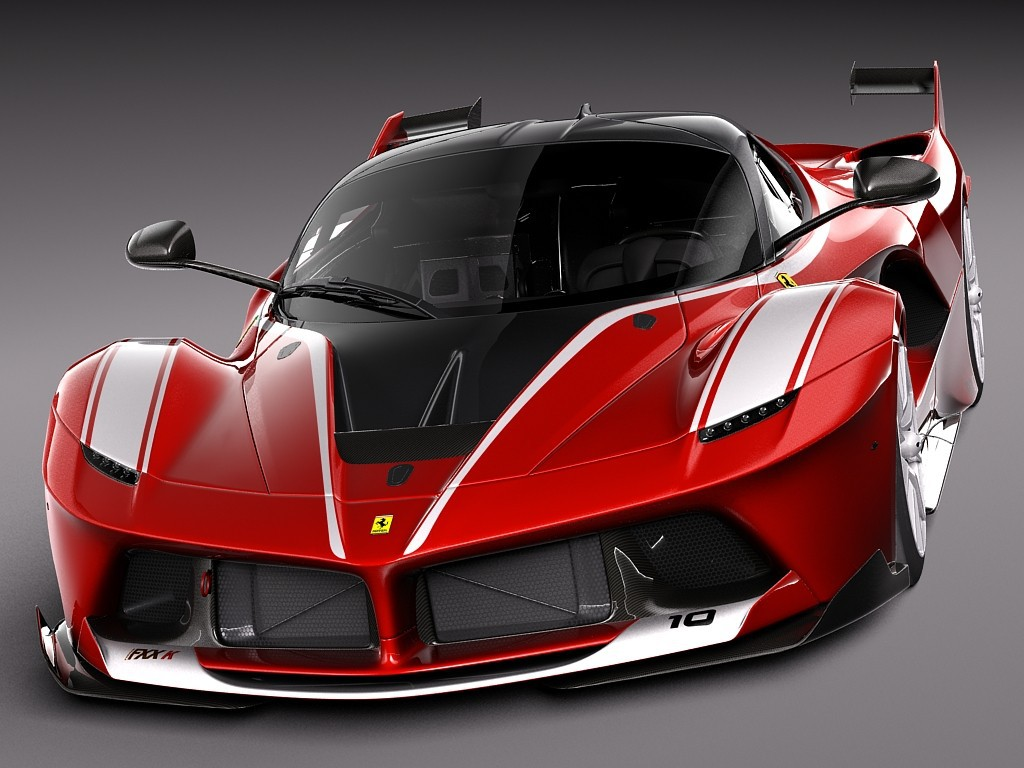 Ferrari Fxx K Wallpapers