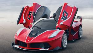 Ferrari FXX K Widescreen