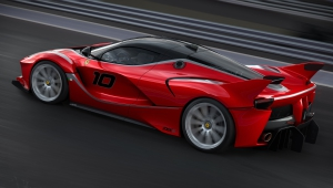 Ferrari FXX K For Desktop