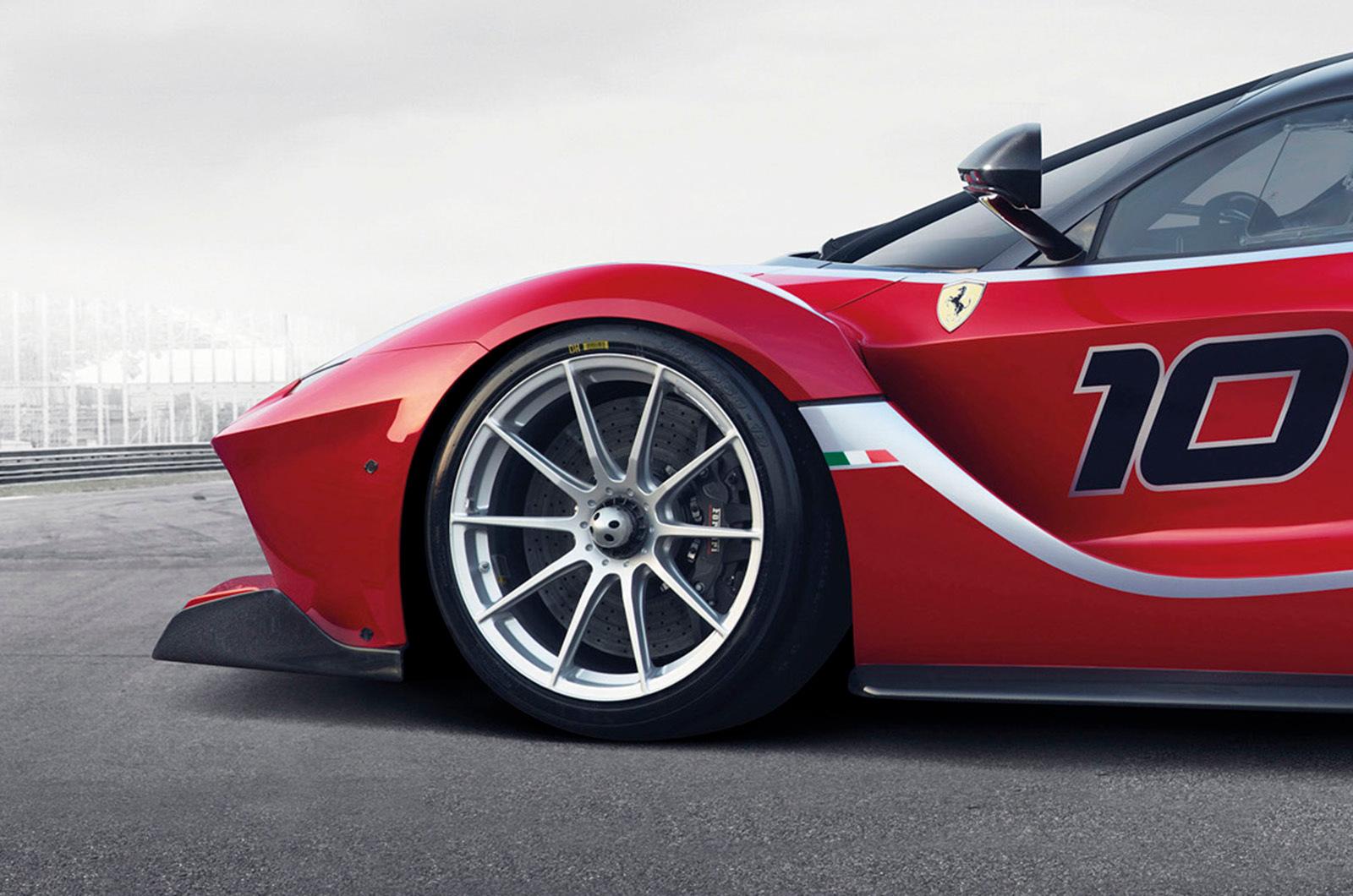 Ferrari FXX K Full HD