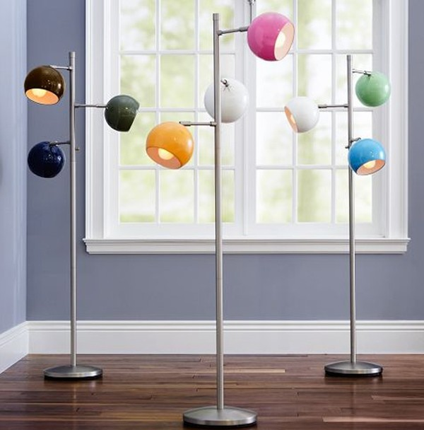 Fall floor lamps lighting