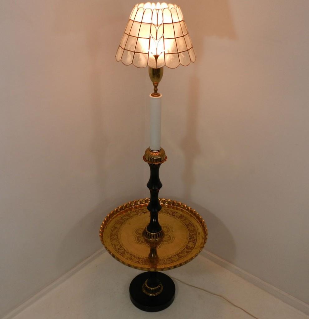 Floor Lamps Vintage Style