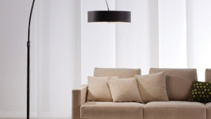 Floor Lamps With Black Shades