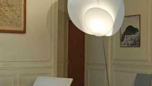 Floor Lamps With Paper Shades