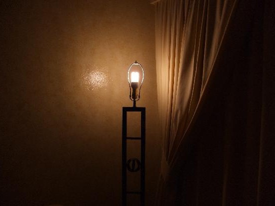 Floor Lamps Without Shades