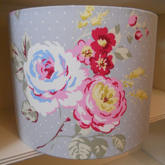 Floral Lampshades