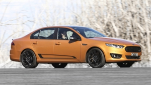 Ford Falcon XR Sprint Pictures