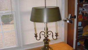 Frederick Cooper Lamps Vintage