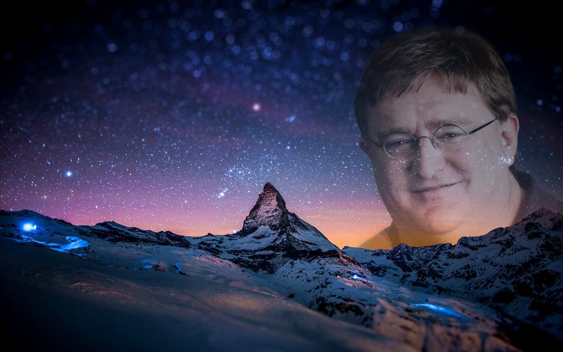 Gabe Newell High Quality Wallpapers