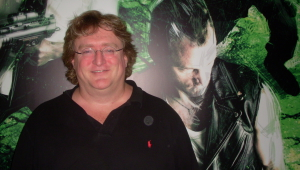 Gabe Newell Photos