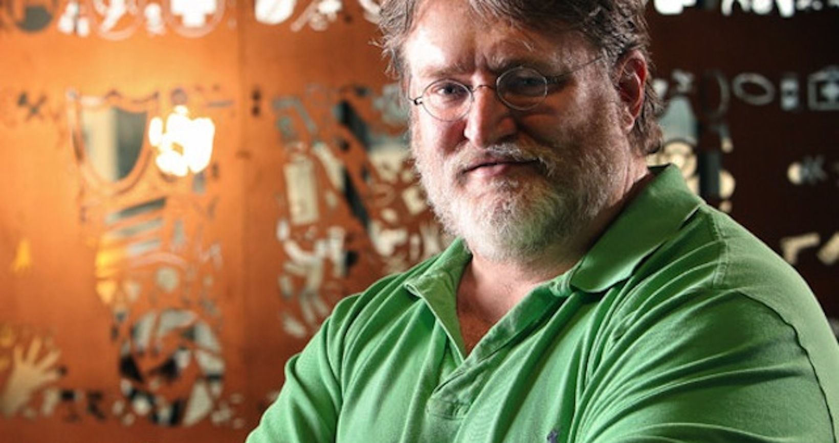 Gabe Newell Pictures