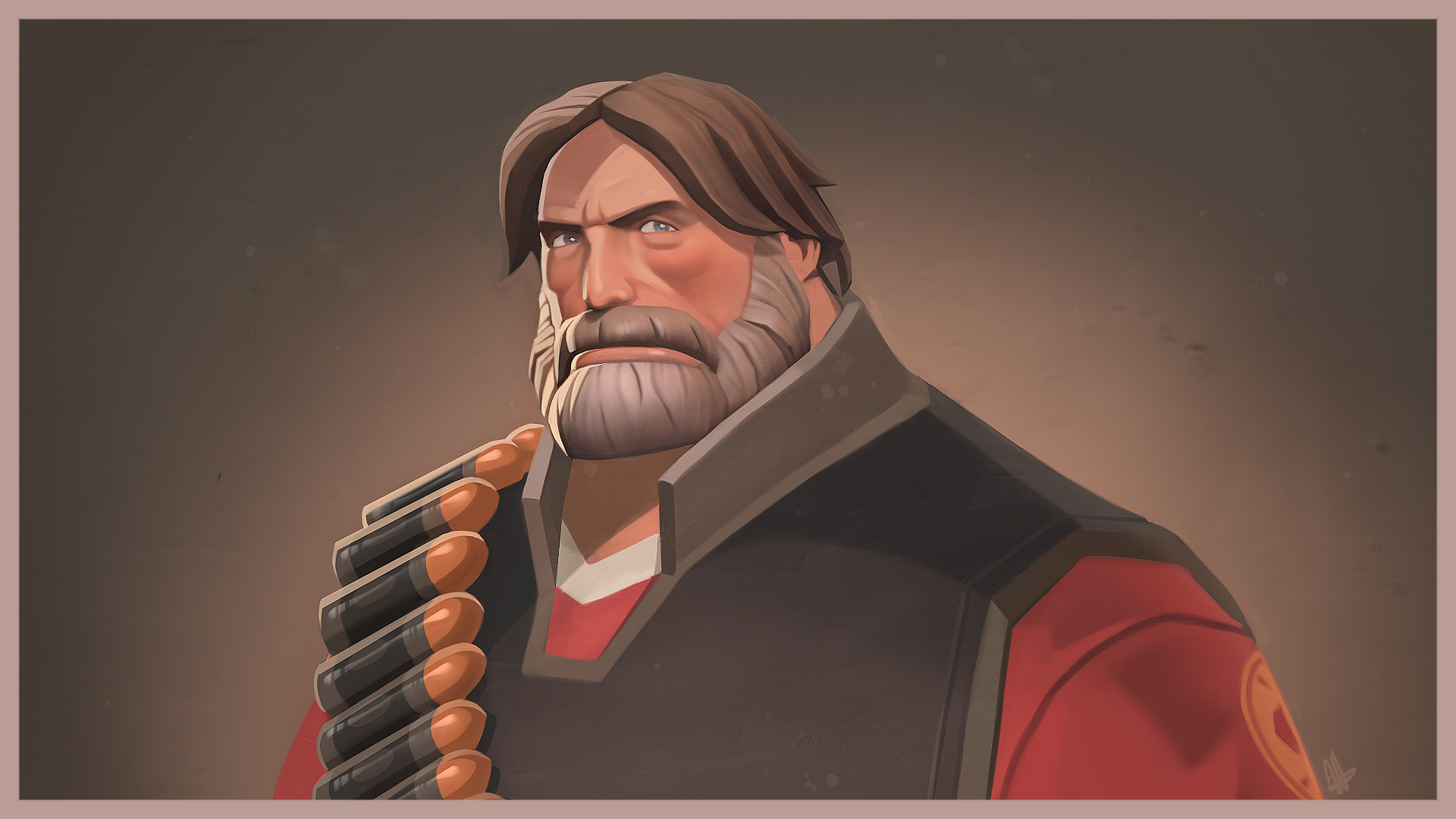 Gabe Newell In Team Fortress 2