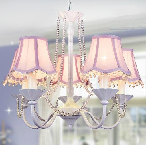 Girls Chandelier For Bedroom