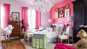 Girls Chandeliers For Bedroom