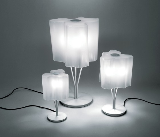 Glass Floor Lamp Diffuser