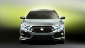Honda Civic 2017 Wallpapers