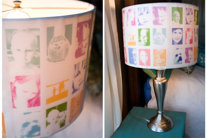 How To Make Your Own Lampshades