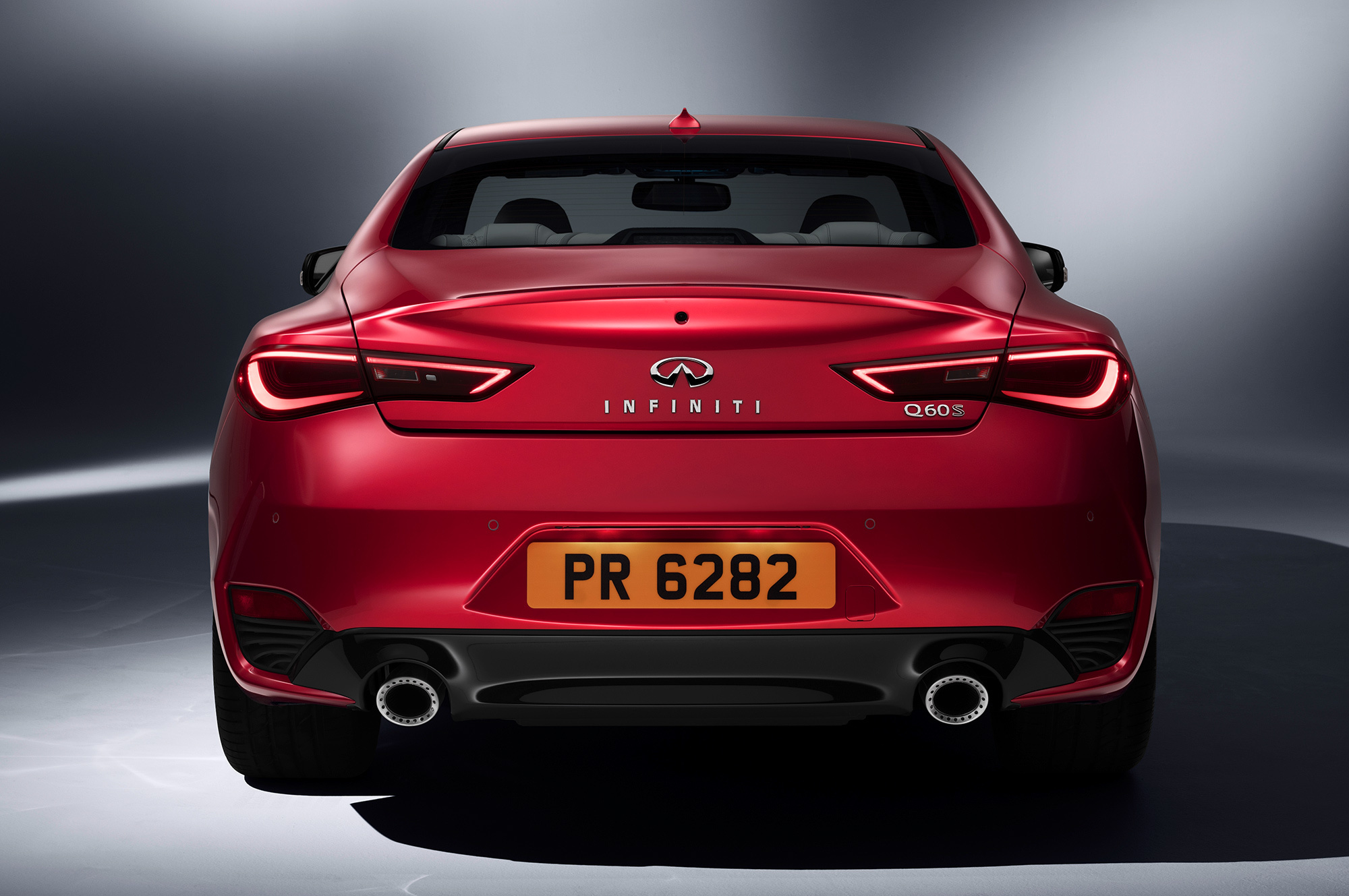 Infiniti Q60 Coupe HD Background