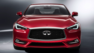 Infiniti Q60 Coupe HD Wallpaper
