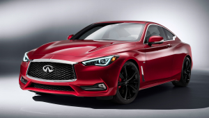 Infiniti Q60 Coupe High Quality Wallpapers