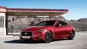 Infiniti Q60 Coupe Photos