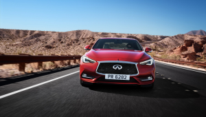 Infiniti Q60 Coupe Pictures