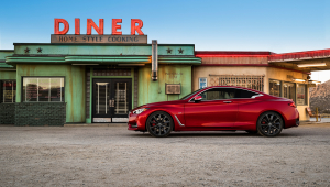 Infiniti Q60 Coupe Widescreen