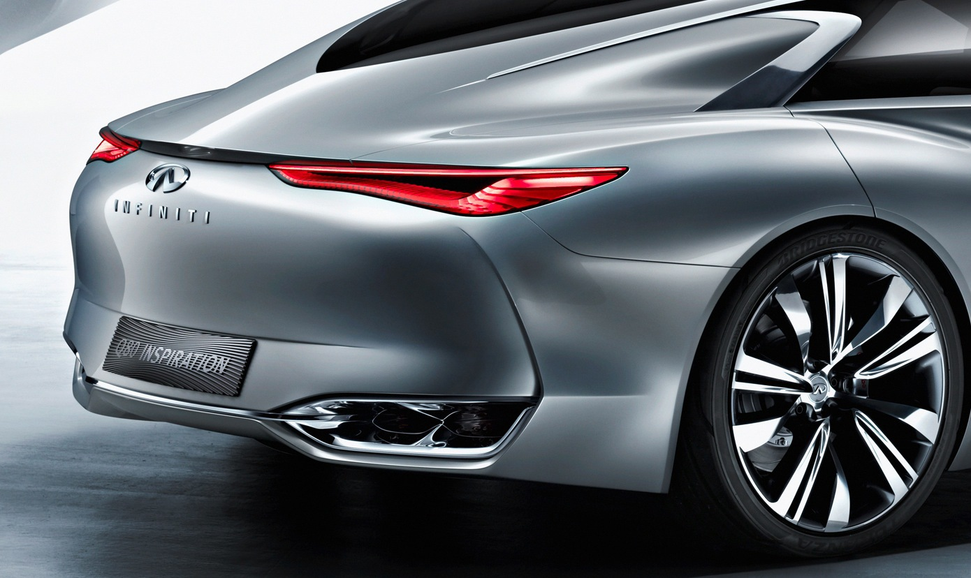 Infiniti Q80 Inspiration Concept High Quality Wallpapers