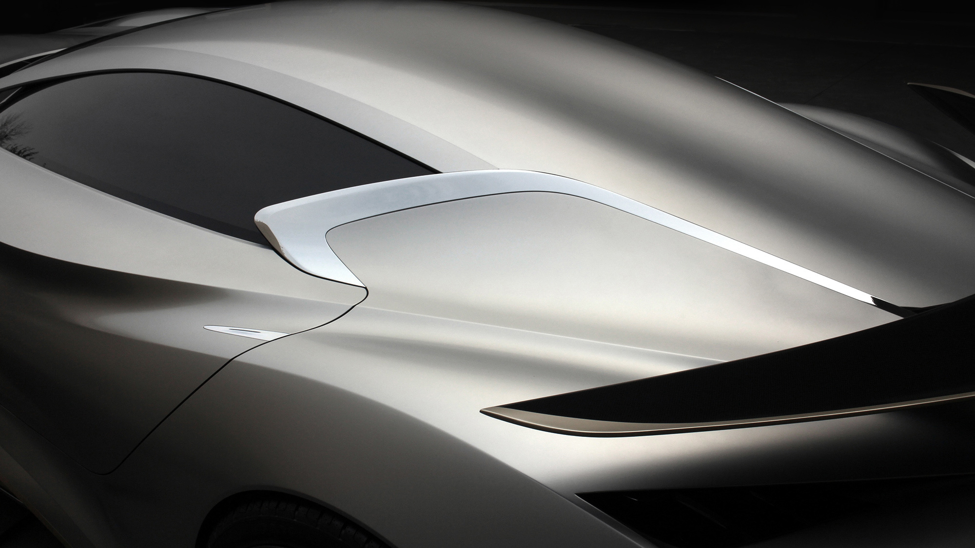 Infiniti Vision GT Concept High Definition Wallpapers