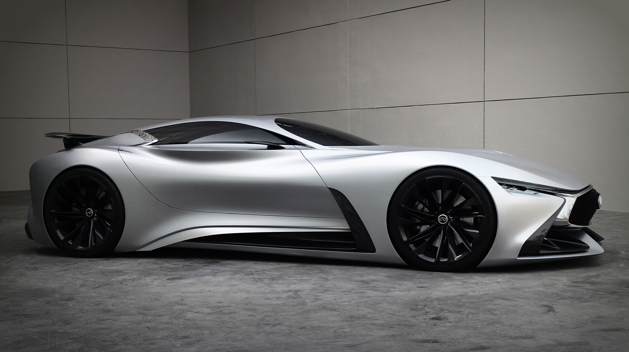 Infiniti Vision GT Concept Pictures