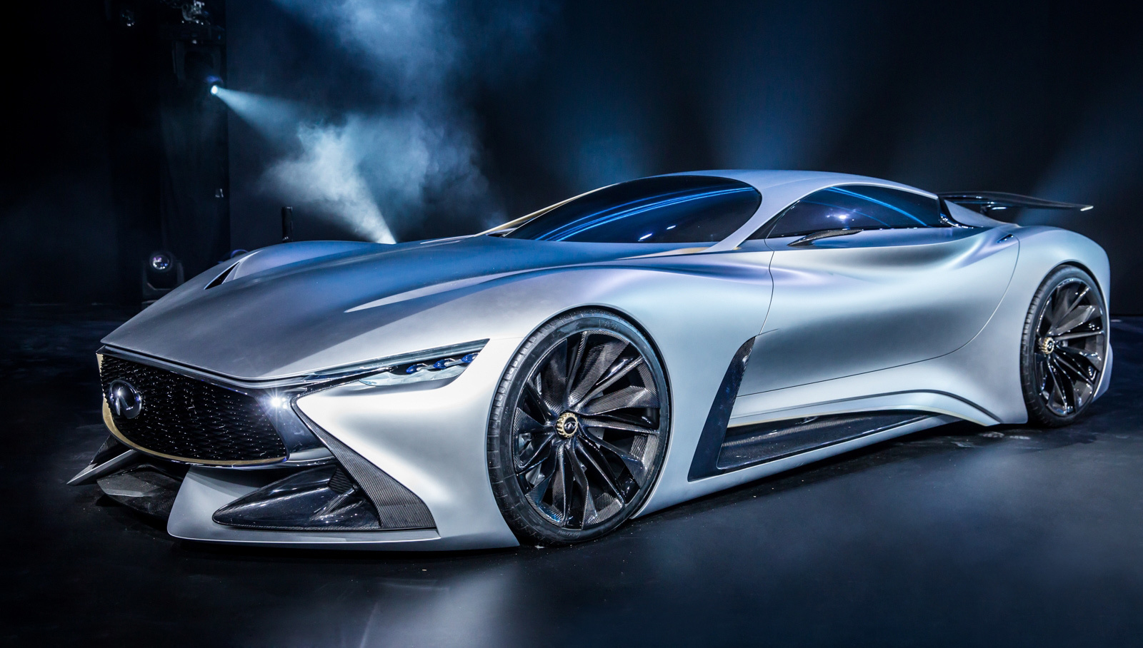 Infiniti Vision GT Concept Wallpapers
