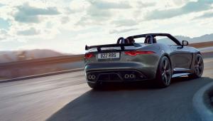 Jaguar F Type SVR Images