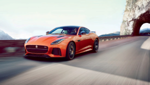 Jaguar F Type SVR Wallpapers