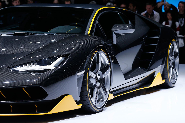 Lamborghini Centenario High Definition Wallpapers