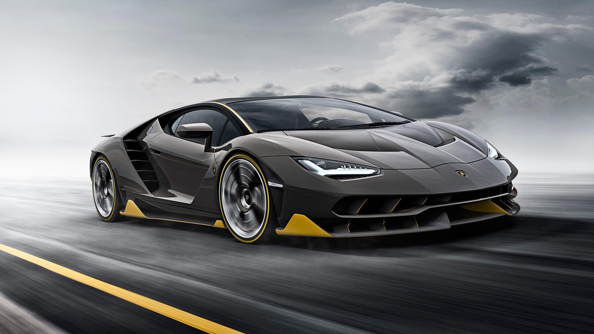 Lamborghini Centenario Wallpapers HD